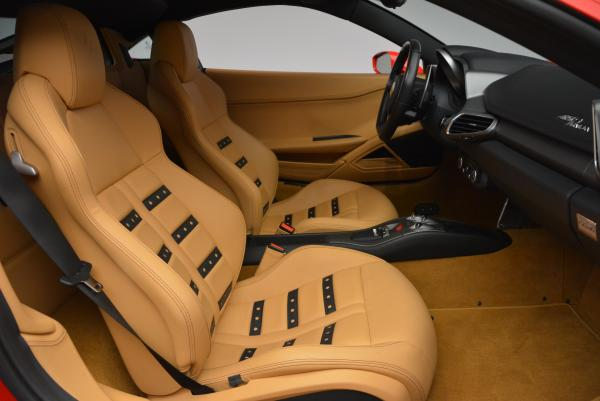 Used 2010 Ferrari 458 Italia for sale Sold at Rolls-Royce Motor Cars Greenwich in Greenwich CT 06830 18