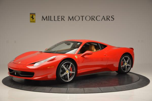 Used 2010 Ferrari 458 Italia for sale Sold at Rolls-Royce Motor Cars Greenwich in Greenwich CT 06830 2