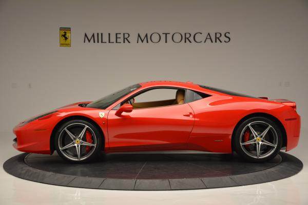 Used 2010 Ferrari 458 Italia for sale Sold at Rolls-Royce Motor Cars Greenwich in Greenwich CT 06830 3