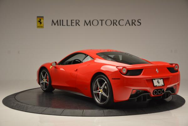Used 2010 Ferrari 458 Italia for sale Sold at Rolls-Royce Motor Cars Greenwich in Greenwich CT 06830 5