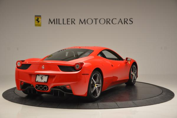 Used 2010 Ferrari 458 Italia for sale Sold at Rolls-Royce Motor Cars Greenwich in Greenwich CT 06830 7