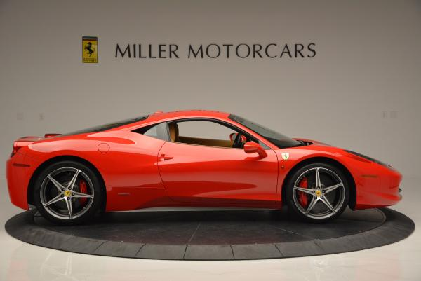 Used 2010 Ferrari 458 Italia for sale Sold at Rolls-Royce Motor Cars Greenwich in Greenwich CT 06830 9