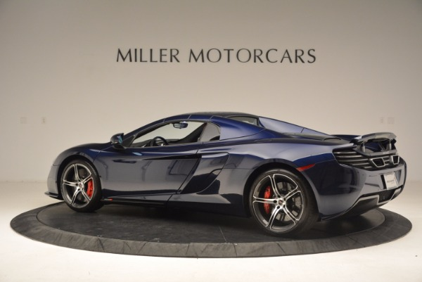 Used 2015 McLaren 650S Spider for sale Sold at Rolls-Royce Motor Cars Greenwich in Greenwich CT 06830 17
