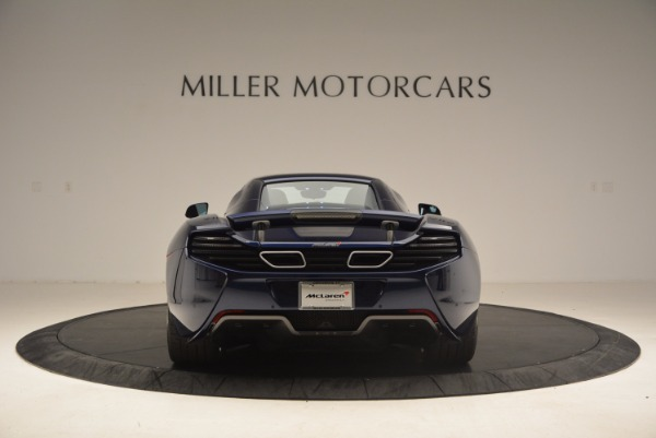 Used 2015 McLaren 650S Spider for sale Sold at Rolls-Royce Motor Cars Greenwich in Greenwich CT 06830 19