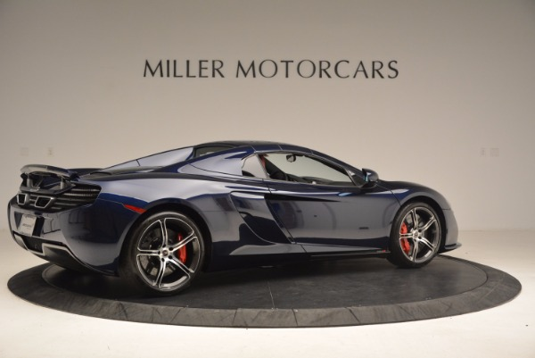 Used 2015 McLaren 650S Spider for sale Sold at Rolls-Royce Motor Cars Greenwich in Greenwich CT 06830 21