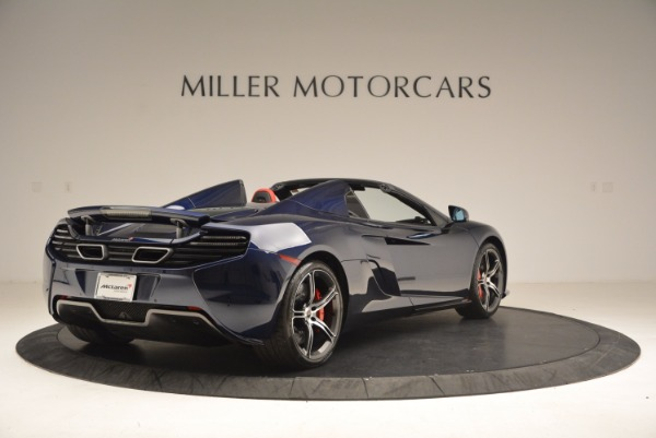 Used 2015 McLaren 650S Spider for sale Sold at Rolls-Royce Motor Cars Greenwich in Greenwich CT 06830 7