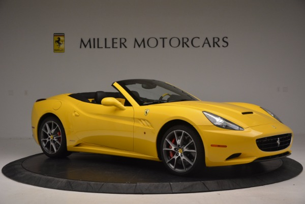 Used 2011 Ferrari California for sale Sold at Rolls-Royce Motor Cars Greenwich in Greenwich CT 06830 10