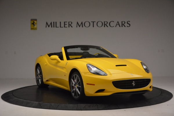 Used 2011 Ferrari California for sale Sold at Rolls-Royce Motor Cars Greenwich in Greenwich CT 06830 11