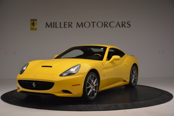 Used 2011 Ferrari California for sale Sold at Rolls-Royce Motor Cars Greenwich in Greenwich CT 06830 13
