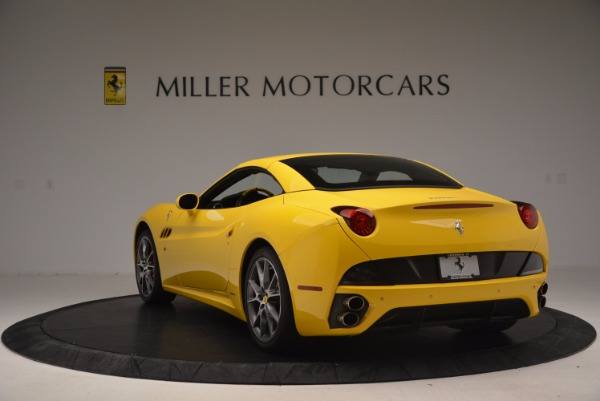Used 2011 Ferrari California for sale Sold at Rolls-Royce Motor Cars Greenwich in Greenwich CT 06830 17
