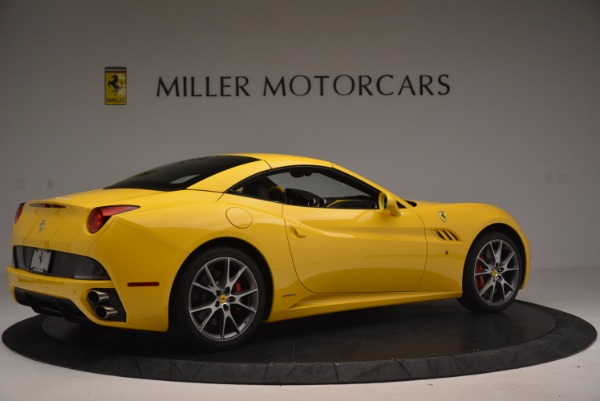 Used 2011 Ferrari California for sale Sold at Rolls-Royce Motor Cars Greenwich in Greenwich CT 06830 20