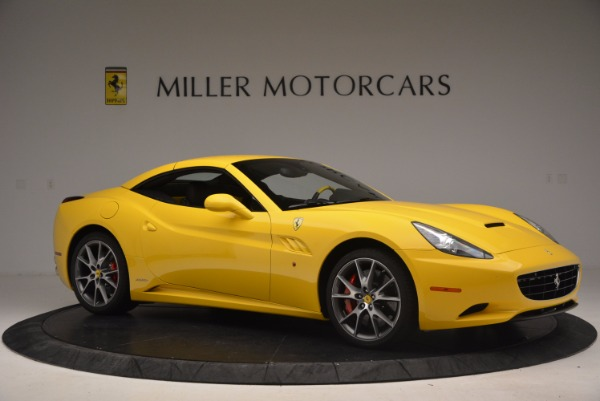 Used 2011 Ferrari California for sale Sold at Rolls-Royce Motor Cars Greenwich in Greenwich CT 06830 22