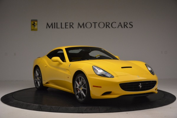 Used 2011 Ferrari California for sale Sold at Rolls-Royce Motor Cars Greenwich in Greenwich CT 06830 23