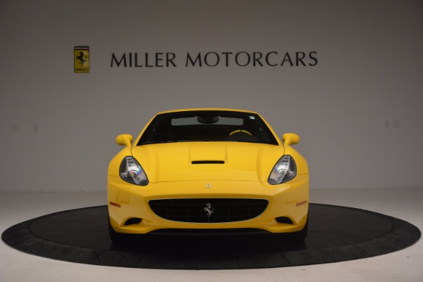 Used 2011 Ferrari California for sale Sold at Rolls-Royce Motor Cars Greenwich in Greenwich CT 06830 24