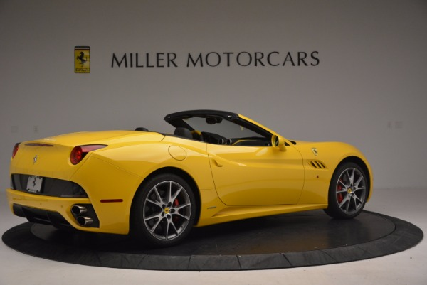 Used 2011 Ferrari California for sale Sold at Rolls-Royce Motor Cars Greenwich in Greenwich CT 06830 8