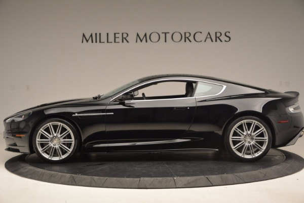 Used 2009 Aston Martin DBS for sale Sold at Rolls-Royce Motor Cars Greenwich in Greenwich CT 06830 3