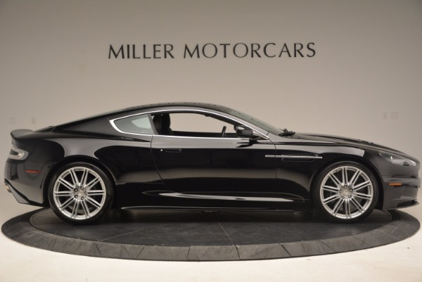 Used 2009 Aston Martin DBS for sale Sold at Rolls-Royce Motor Cars Greenwich in Greenwich CT 06830 9
