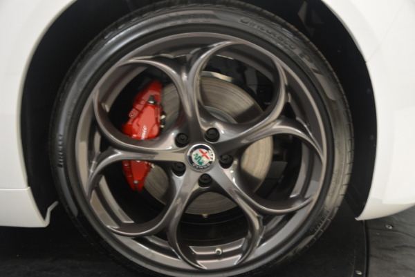 New 2017 Alfa Romeo Giulia Ti Sport Q4 for sale Sold at Rolls-Royce Motor Cars Greenwich in Greenwich CT 06830 25