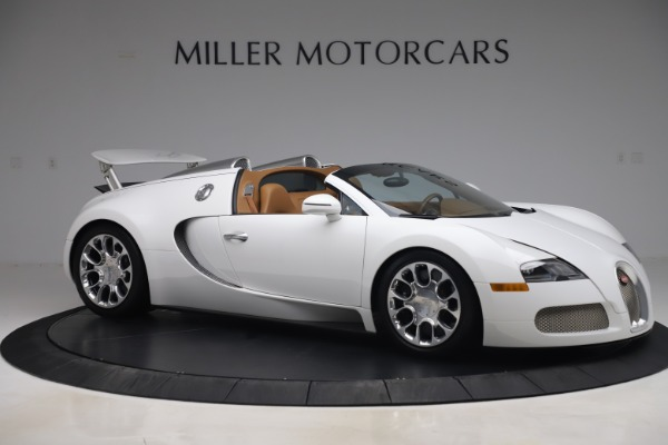 Used 2011 Bugatti Veyron 16.4 Grand Sport for sale Call for price at Rolls-Royce Motor Cars Greenwich in Greenwich CT 06830 10