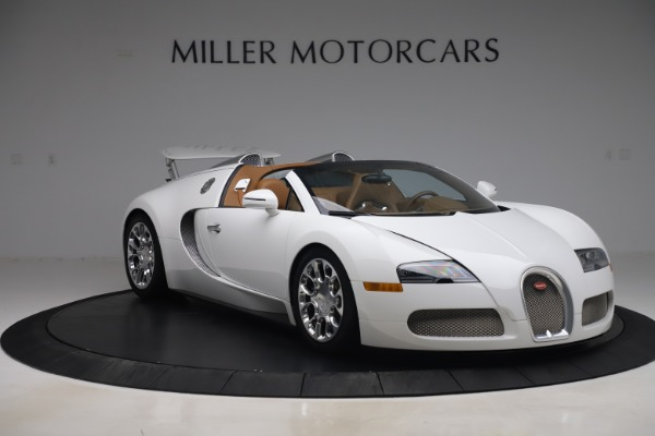 Used 2011 Bugatti Veyron 16.4 Grand Sport for sale Call for price at Rolls-Royce Motor Cars Greenwich in Greenwich CT 06830 11