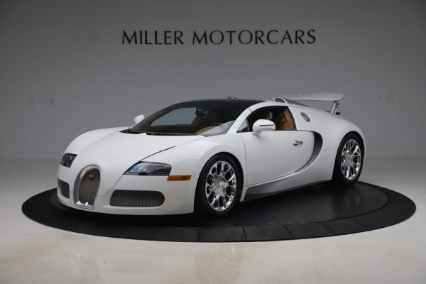 Used 2011 Bugatti Veyron 16.4 Grand Sport for sale Call for price at Rolls-Royce Motor Cars Greenwich in Greenwich CT 06830 12
