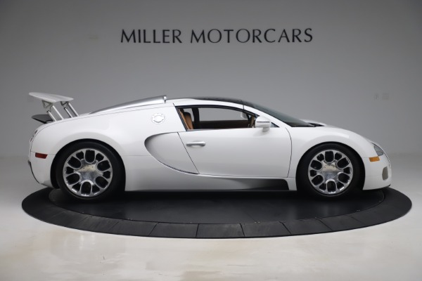 Used 2011 Bugatti Veyron 16.4 Grand Sport for sale Call for price at Rolls-Royce Motor Cars Greenwich in Greenwich CT 06830 15