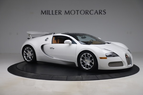 Used 2011 Bugatti Veyron 16.4 Grand Sport for sale Call for price at Rolls-Royce Motor Cars Greenwich in Greenwich CT 06830 16
