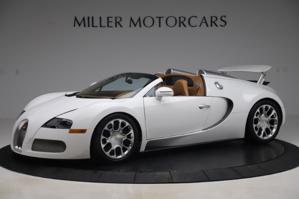 Used 2011 Bugatti Veyron 16.4 Grand Sport for sale Call for price at Rolls-Royce Motor Cars Greenwich in Greenwich CT 06830 2