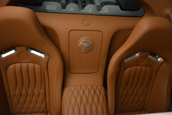 Used 2011 Bugatti Veyron 16.4 Grand Sport for sale Call for price at Rolls-Royce Motor Cars Greenwich in Greenwich CT 06830 20