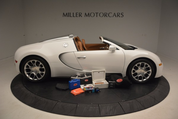 Used 2011 Bugatti Veyron 16.4 Grand Sport for sale Call for price at Rolls-Royce Motor Cars Greenwich in Greenwich CT 06830 22