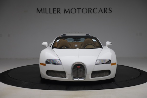 Used 2011 Bugatti Veyron 16.4 Grand Sport for sale Call for price at Rolls-Royce Motor Cars Greenwich in Greenwich CT 06830 25