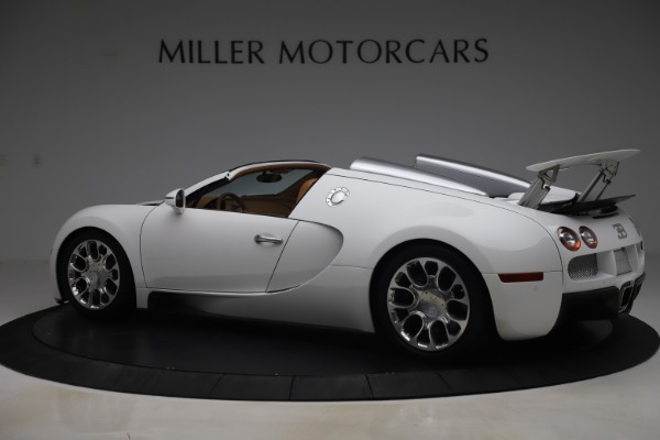 Used 2011 Bugatti Veyron 16.4 Grand Sport for sale Call for price at Rolls-Royce Motor Cars Greenwich in Greenwich CT 06830 4