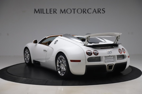 Used 2011 Bugatti Veyron 16.4 Grand Sport for sale Call for price at Rolls-Royce Motor Cars Greenwich in Greenwich CT 06830 5