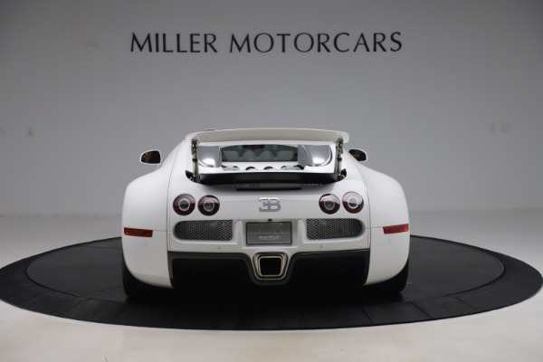 Used 2011 Bugatti Veyron 16.4 Grand Sport for sale Call for price at Rolls-Royce Motor Cars Greenwich in Greenwich CT 06830 6