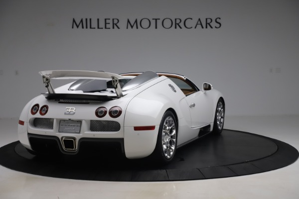 Used 2011 Bugatti Veyron 16.4 Grand Sport for sale Call for price at Rolls-Royce Motor Cars Greenwich in Greenwich CT 06830 7