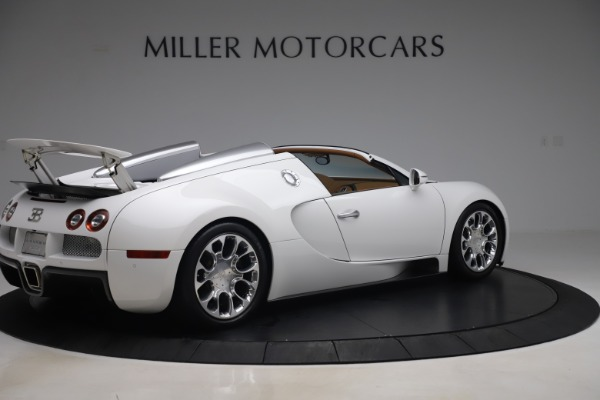 Used 2011 Bugatti Veyron 16.4 Grand Sport for sale Call for price at Rolls-Royce Motor Cars Greenwich in Greenwich CT 06830 8