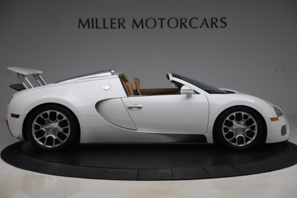 Used 2011 Bugatti Veyron 16.4 Grand Sport for sale Call for price at Rolls-Royce Motor Cars Greenwich in Greenwich CT 06830 9