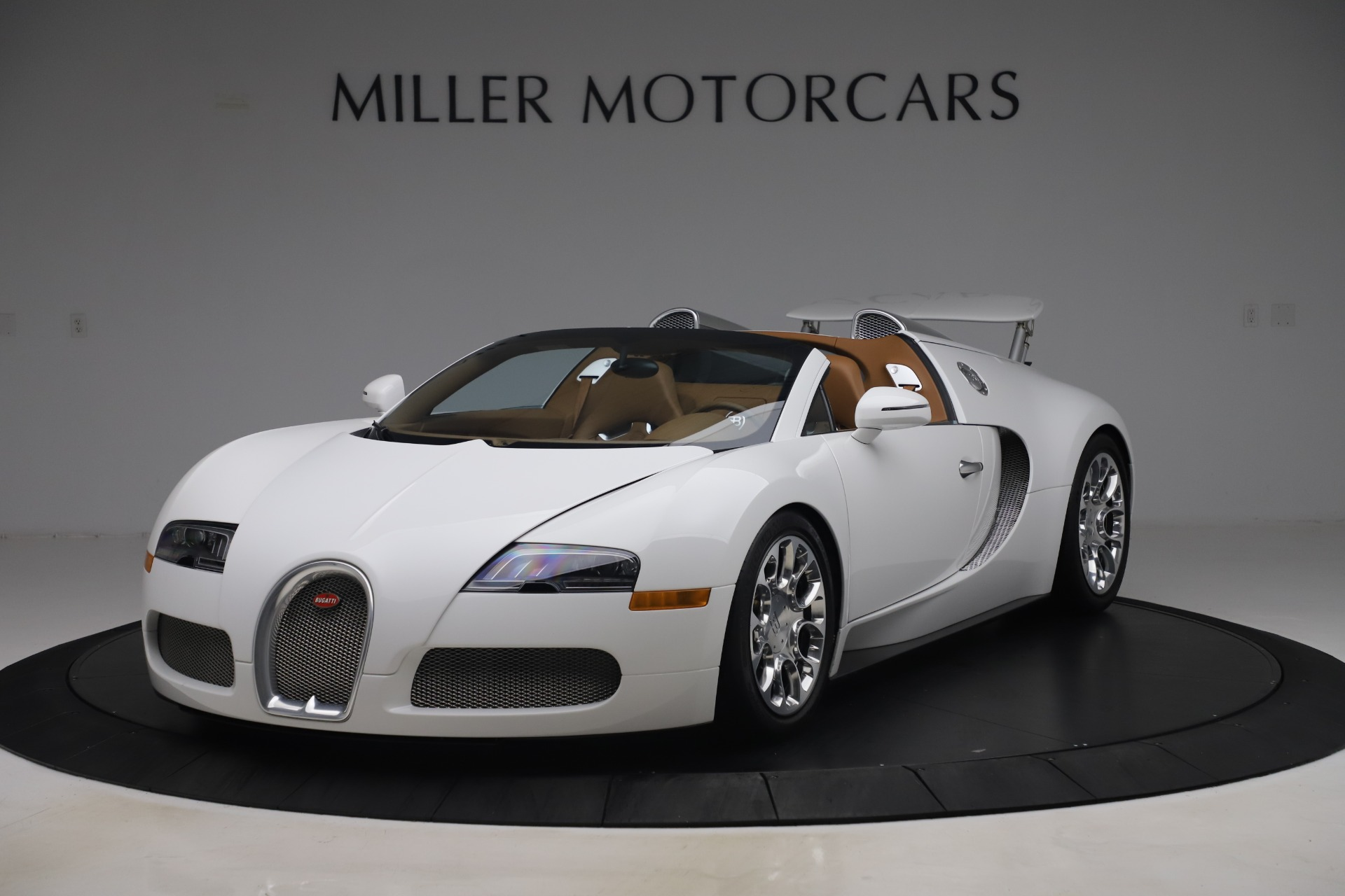Used 2011 Bugatti Veyron 16.4 Grand Sport for sale Call for price at Rolls-Royce Motor Cars Greenwich in Greenwich CT 06830 1