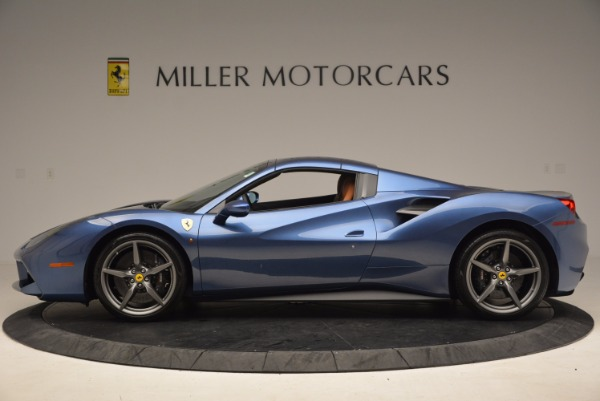 Used 2017 Ferrari 488 Spider for sale Sold at Rolls-Royce Motor Cars Greenwich in Greenwich CT 06830 15