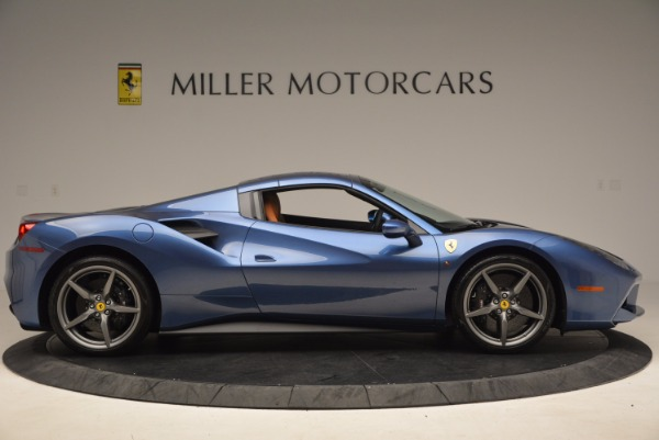 Used 2017 Ferrari 488 Spider for sale Sold at Rolls-Royce Motor Cars Greenwich in Greenwich CT 06830 21