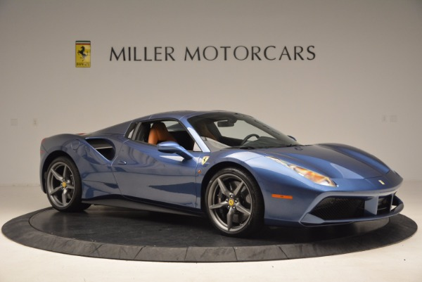 Used 2017 Ferrari 488 Spider for sale Sold at Rolls-Royce Motor Cars Greenwich in Greenwich CT 06830 22