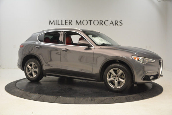 New 2018 Alfa Romeo Stelvio Q4 for sale Sold at Rolls-Royce Motor Cars Greenwich in Greenwich CT 06830 10