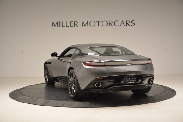 Used 2017 Aston Martin DB11 for sale Sold at Rolls-Royce Motor Cars Greenwich in Greenwich CT 06830 5
