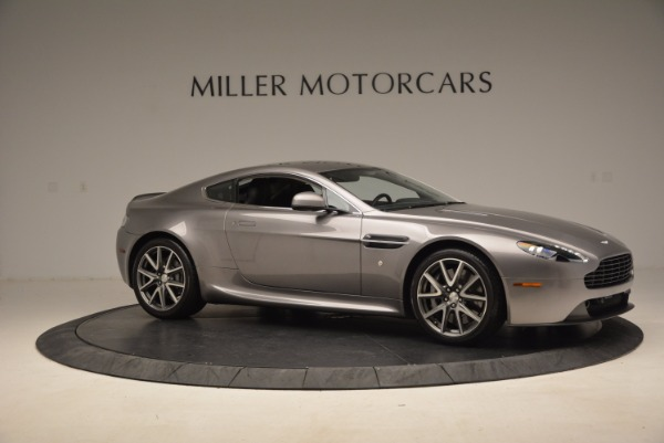 Used 2012 Aston Martin V8 Vantage for sale Sold at Rolls-Royce Motor Cars Greenwich in Greenwich CT 06830 10