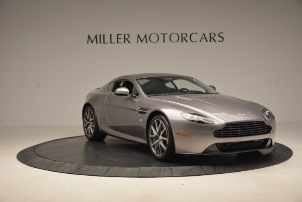 Used 2012 Aston Martin V8 Vantage for sale Sold at Rolls-Royce Motor Cars Greenwich in Greenwich CT 06830 11
