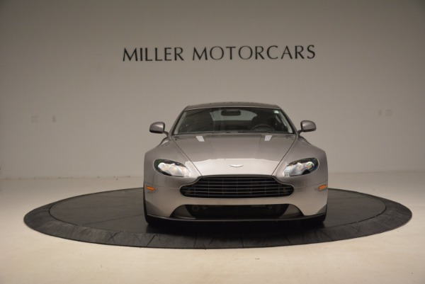 Used 2012 Aston Martin V8 Vantage for sale Sold at Rolls-Royce Motor Cars Greenwich in Greenwich CT 06830 12