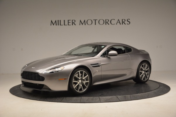 Used 2012 Aston Martin V8 Vantage for sale Sold at Rolls-Royce Motor Cars Greenwich in Greenwich CT 06830 2