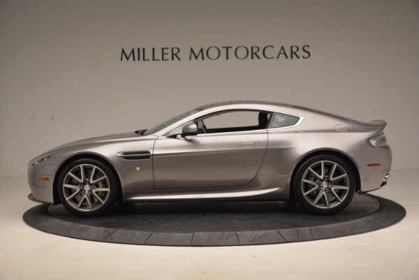 Used 2012 Aston Martin V8 Vantage for sale Sold at Rolls-Royce Motor Cars Greenwich in Greenwich CT 06830 3
