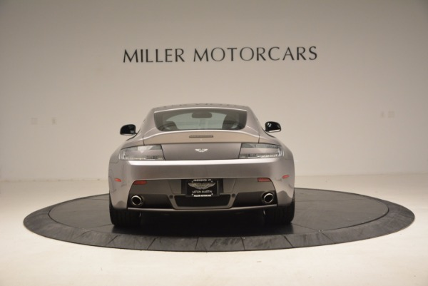 Used 2012 Aston Martin V8 Vantage for sale Sold at Rolls-Royce Motor Cars Greenwich in Greenwich CT 06830 6