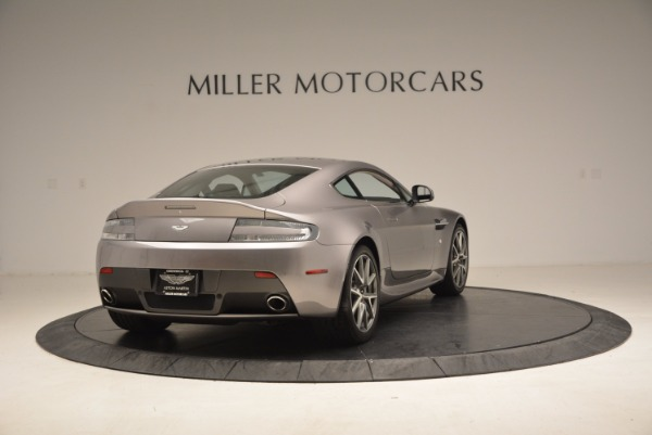 Used 2012 Aston Martin V8 Vantage for sale Sold at Rolls-Royce Motor Cars Greenwich in Greenwich CT 06830 7
